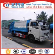 Dongfeng 4X2 10CBM Müllverdichter Fahrzeug zu verkaufen