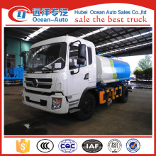 Camión del bowser del agua de Dongfeng 12m3 para la venta
