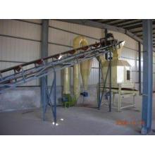 Grinding, Mixing Powde Biomass Organic Fertilizer Productio