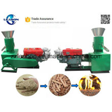 Verschiedene Arten Materials Diesel Holz Pellet Mill