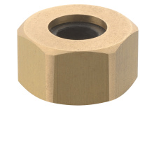 direct brass water tank connector