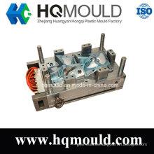 Rápido enfriamiento de moldeo por inyección plástico para aplicación de la casa del ventilador (HQMOULD)