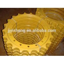 fabricación china piezas de tren de rodaje para excavadoras y topadoras