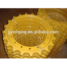 chinese manufacture undercarriage parts for excavators and bulldozers