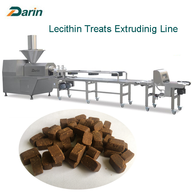 03 Lecithin Dog Food Extruding line