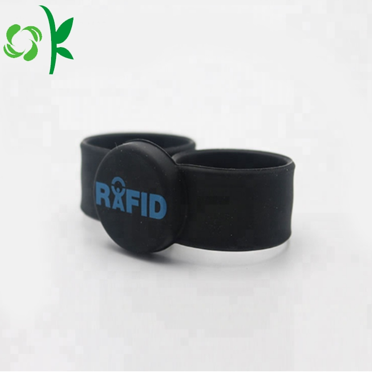 Black Silicone Power Bands