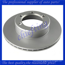 MDC891 DF1418 J4351235190 for volkswagen taro brake and disc