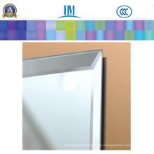Espejo de pared grande, espejo decorativo, espejo contemporáneo