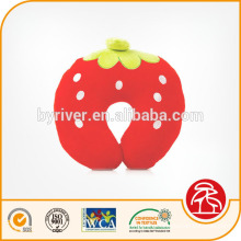 Classsic U Fruit design Baby Kids Travel Neck Pillow