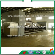 Tunnel Freezer Tunnel Freezing Machine
