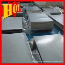 Folha / folha de titânio ASTM B265 para venda