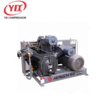 Compresores de aire de pistón de alta presión de 300 psi (unidad única)