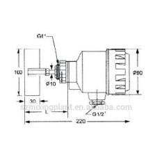 NL30 Schraubentyp Niveauschalter