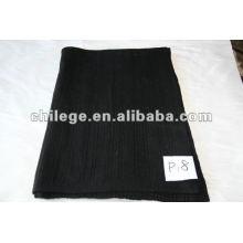 шерсть/кашемир смесовой вязаный шарф