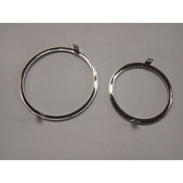 OEM Nickel Plating Stamping Ring für Haushaltsgeräte
