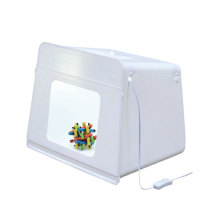 Stylish LED Lighting Acrylic Box, Advertising LED Display