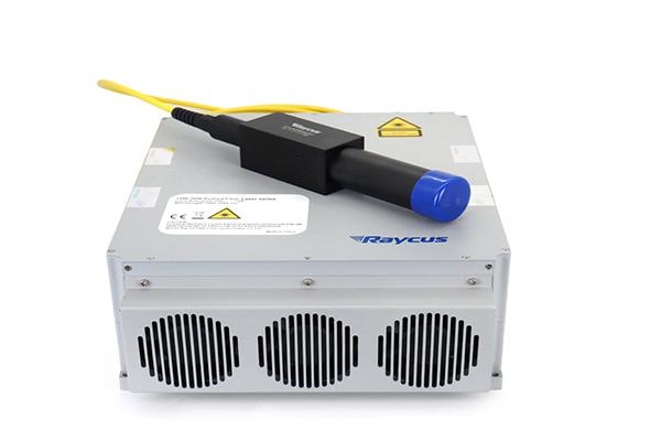 Raycus fiber laser engraver