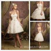 Sexy Short Wedding Dresses (L10220)