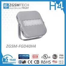 IP66 Waterproof a luz do esporte do diodo emissor de luz 40W para a iluminação exterior do quadro de avisos