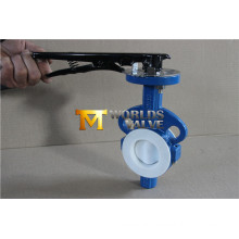 Split Body Wafer Butterfly Valve