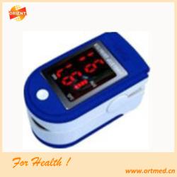 Finger pulse Oximeter at home
