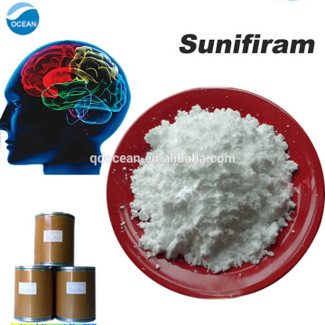 High Quality White Crystalline Powder Sunifiram, Dm-235 CAS 314728-85-3 for Nootropic Treatment