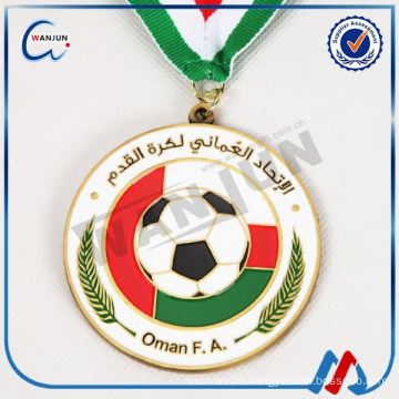 competition medals cheap soccer medals