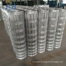 Fabrica Galvanized Farm Cattle Fence / Galvanized Feild Fence