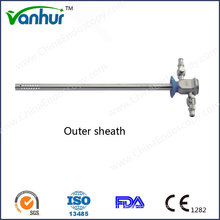 WHD-3 Hysteroscope Resectoscope Outer Sheath