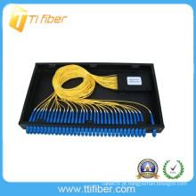 Rack de montagem PLC Splitter usado em FTTH