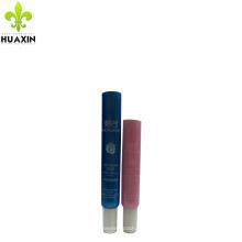 10 ml de tela de impressão de amaciamento loção tubo de plástico