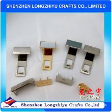 Металлические значки для сумки Золотая булавка Бейдж охранника отворотом