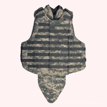 NIJ Iiia UHMWPE kugelsichere Weste für taktische Militär