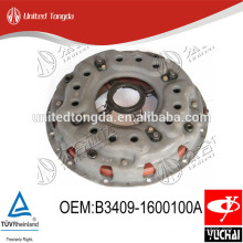 Original EQ153 Yuchai engine clutch cover B3409-1600100A for Chinese truck
