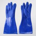 13Г строку вязать лайнера перчатки бесшовные ПВХ (5112)
