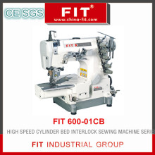 High Speed Cylinder Bed Interlock Sewing Machine Series (600-01CB)
