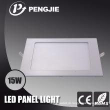 15W LED-Panel-Licht mit CE-Zertifizierung (PJ4031)