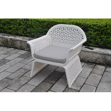 4 Seater Cube Design Outdoor Garden Set