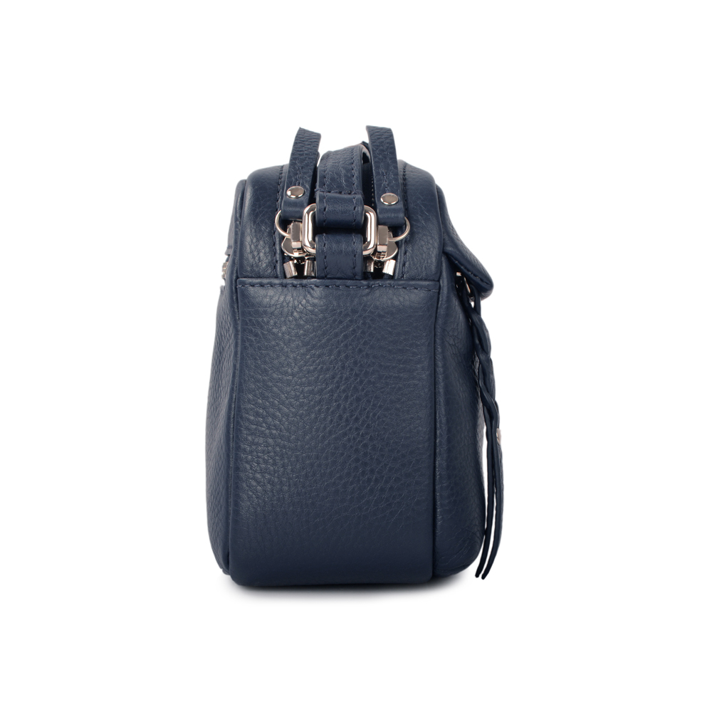 High quality shoulder sling bag women leather chain crossbody bag