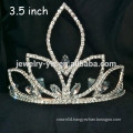 wholesale hair accessories crystals crown shape happy new year headband