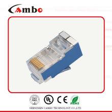 Cat7 sftp conector rj11