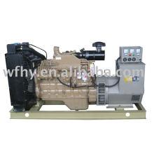 125KVA Dreiphasen-Generator-Set Offene Art