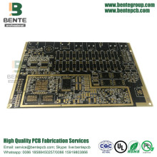 Prototipo multilayer PCB ad alta precisione