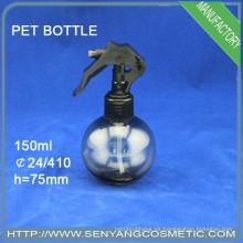 Botella plástica del ANIMAL DOMÉSTICO de 500ml botella plástica del aerosol de la botella del aerosol de agua
