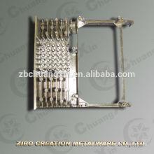 Convertidor de frecuencia calificado de metal de presión de aluminio de enfriamiento