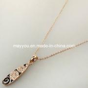 Lady Fashion Jewelry- Gold Fashion Jewelry Necklace (LN150)
