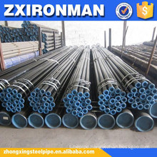 black steel pipe seamless pipe buyer