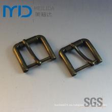 Hebilla de cinturón de diseño clásico de aleación