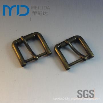 Boucle de ceinture en forme d'alliage design classique