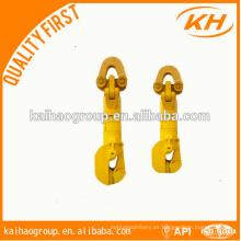 API Oilfield Ganchos para la plataforma de perforación repuestos China fábrica KH